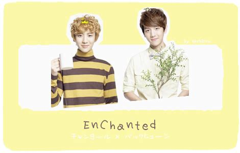 theme line chanbaek น ยาย sf enchanted chan x baek exo dek d com writer