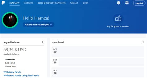 Search Pay With Paypal How Can I Pay With Paypal Balance Paypal Community