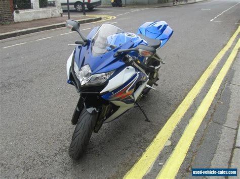 2009 Suzuki Gsxr 750 For Sale by 2009 Suzuki Gsx R For Sale In The United Kingdom