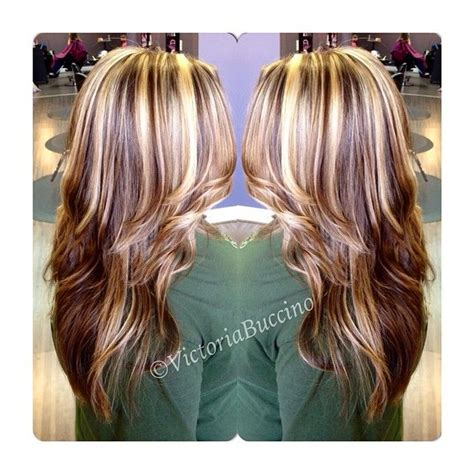17 best ideas about blonde chunks on pinterest chunky highlight chunks 26 best images about hair on pinterest