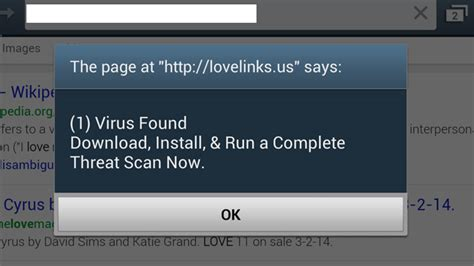 remove battery virus now how to remove lovelinks us pop up ads on your phone and