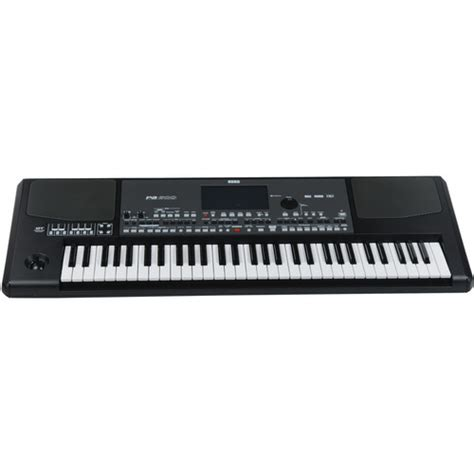 Keyboard Korg Pa 600 Qt korg pa 600qt professional 61 key arranger keyboard with built in speakers