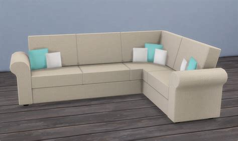 cc couch cc find l shaped sofa no cheats needed the sims forums