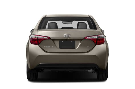 2016 Toyota Corolla Price 2016 Toyota Corolla Price Photos Reviews Features