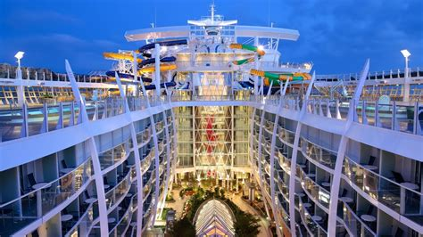 biggest ships in the world wiki harmony of the seas royal caribbean largest cruise