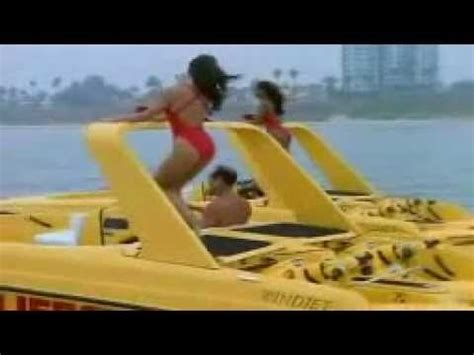 windjet jet ski boat windjet boat in baywatch youtube