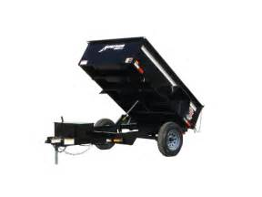 hydraulic dump trailers enclosed trailers