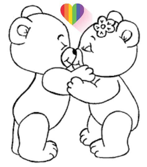 imagenes de ositos del dia del amor y la amistad imagenes de amor para colorear imagenes para celular