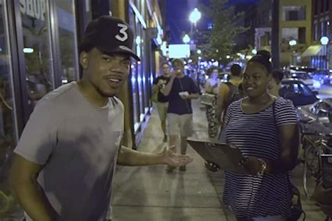 coloring book chance the rapper mick jenkins chance the rapper buys cds and gives them out to strangers