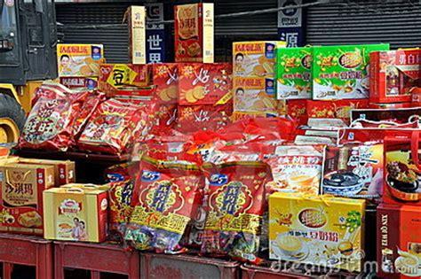 alimenti cinesi pengzhou cina alimenti cinesi di nuovo anno fotografia