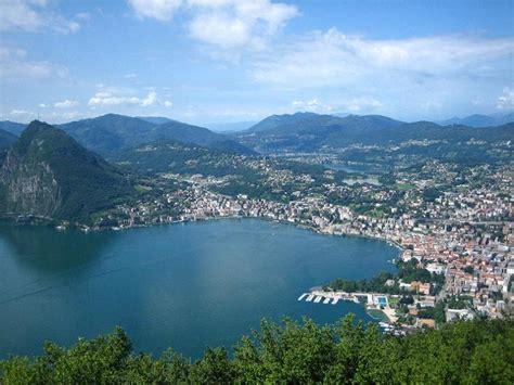 di lugano visitsitaly welcome to lake lugano lago di lugano