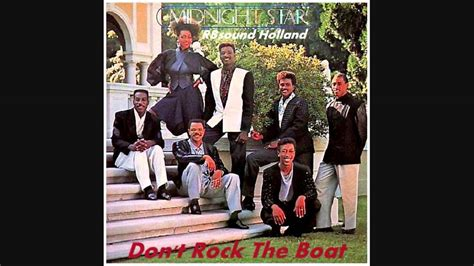 don t rock the boat at work midnight star don t rock the boat 1988 hqsound youtube