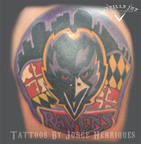baltimore ravens tattoos 27 best baltimore ravens tattoos images on