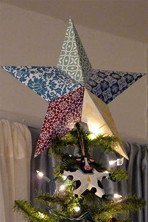 printable make your own tree topper 15 diy tree topper ideas diy ready