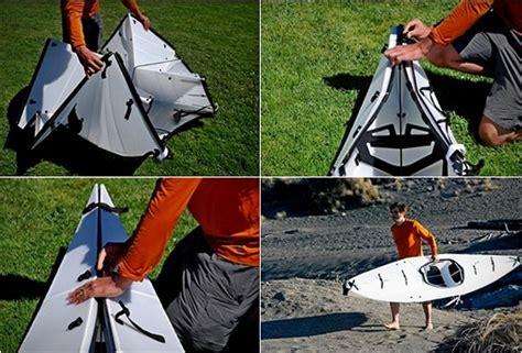 Oru Origami Kayak - oru kayak origami folding boat