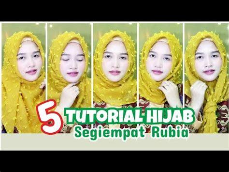 5 tutorial segiempat ruby atau rubiah