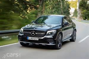 mercedes amg glc 43 coupe photos cars uk