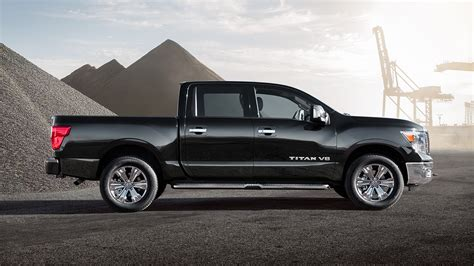 2018 Nissan Titan Features Nissan Canada