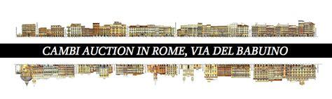 cambi casa d asta inaugura la nuova sede a roma cambi