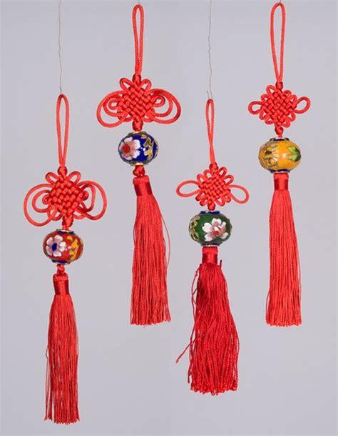 lucky colors christmas decor cloisonne luck ornament home d 233 cor ornaments