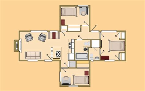 home environment design group paul wilsher cute house plans small house floor plan cute small house