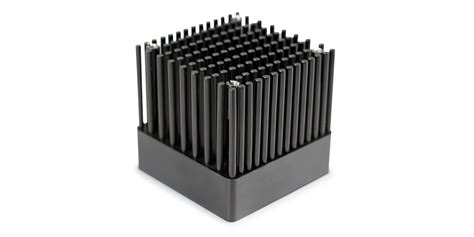 pin fin heat sink thermo cool cold forging