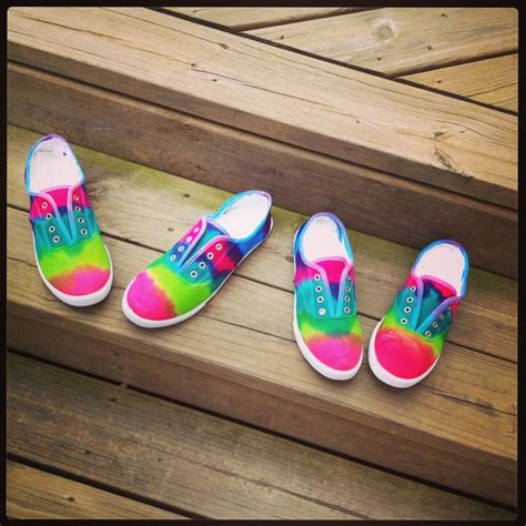 diy tie dye shoes diy tie dye shoes crafty