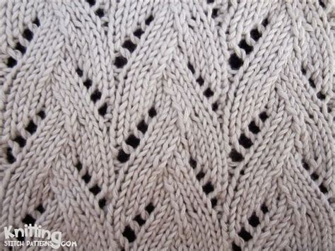 knit braid pattern braided lace stitch pattern knittingstitchpatterns