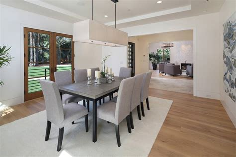 Rectangular Dining Room Chandelier » Home Design 2017