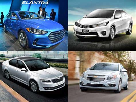 Toyota Corolla Altis Vs Hyundai Elantra Specification Comparison All New Hyundai Elantra Vs