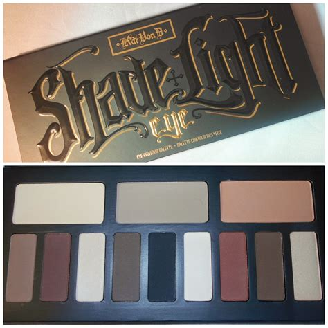 d shade light eye contour palette makeup fashion royalty review d shade light