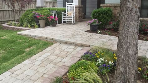 patio and walkway designs paver walkway designs patio paver ideas