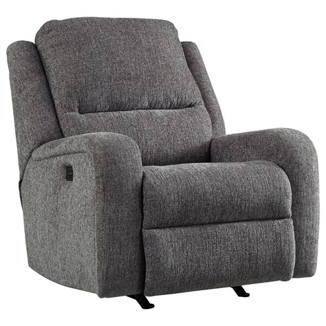 ashley signature recliner signature design by ashley krismen contemporary power
