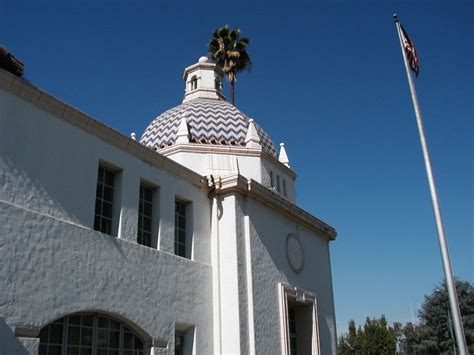 redlands ca view of the rotunda at the redlands post