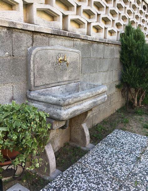 lavello da giardino oltre 25 fantastiche idee su lavello da giardino su
