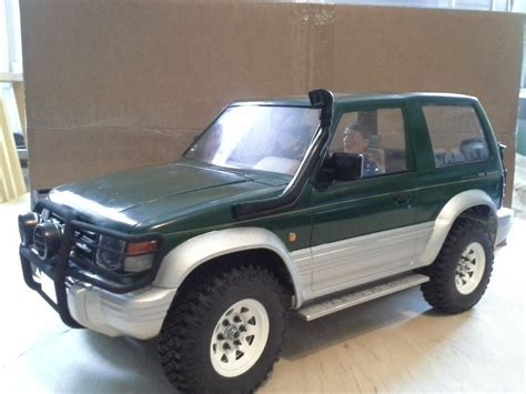 Tamiya Mitsubishi Pajero tamiya pajero