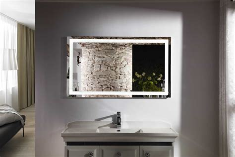 Illuminated Magnifying Mirrors For Bathrooms by Illuminated Bathroom Mirrors Ideas 22739 Bathroom Ideas