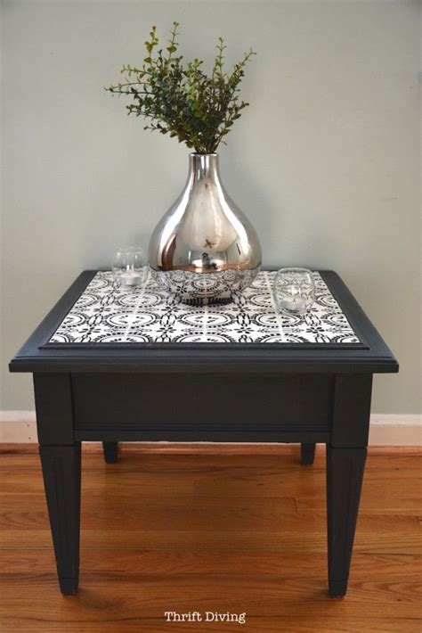 ceramic tile table top best 25 tile tables ideas on ikea lack hack