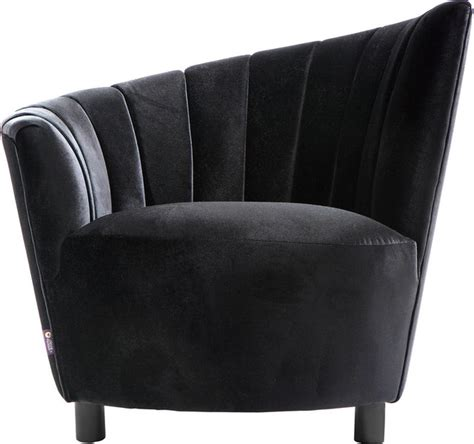 black living room chairs glamour black velvet accent chair contemporary living
