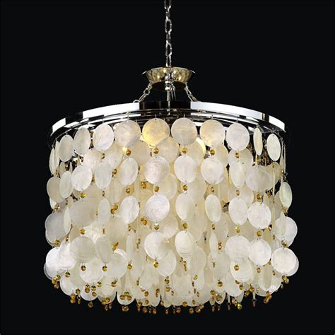100 capiz shell lighting fixtures home accessories