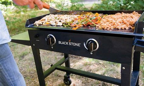 backyard griddle blackstone outdoor griddle groupon goods