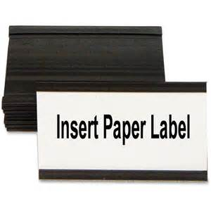 magnetic shelf labels 60mm magnets by hsmag