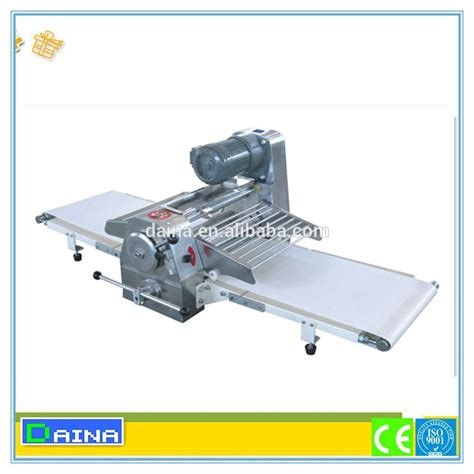 arabic bread machine table top dough sheeter for home use