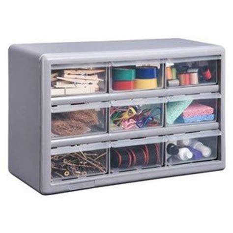 Stack On Storage Drawers by Stack On 9 Drawer Storage Bin Craft Room Organization