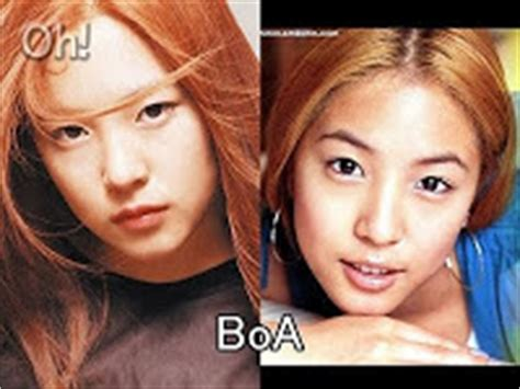 the cloud number nine korean artists before and after
