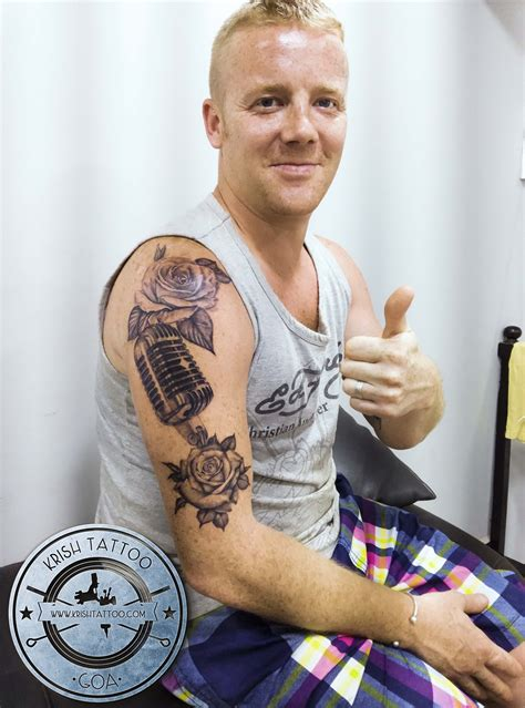 famous tattoo artists sleeve best artist in goa goa