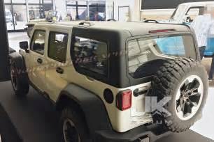 jeep jl wrangler design study 2 jk forum