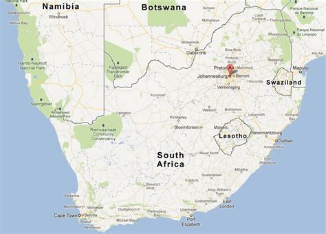 africa map johannesburg countries map of johannesburg pictures to pin on