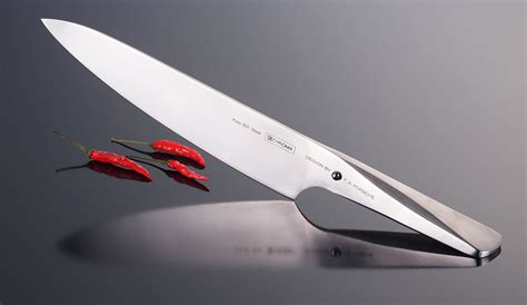 designer kitchen knives chroma type 301 knives design by f a porsche design