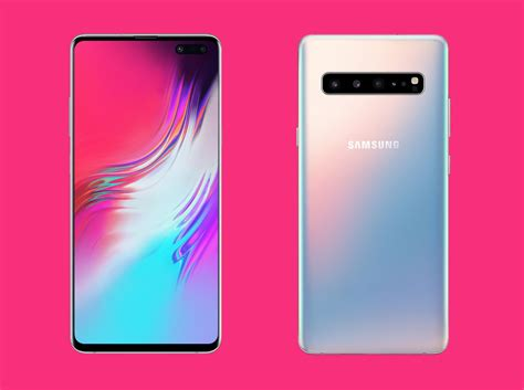 Is Samsung Galaxy S10 Plus 5g by Samsung Galaxy S10 S10 Plus S10e And S10 5g Official Here S All